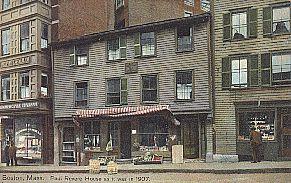 #002 Paul Revere House